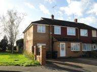 semi detached home in Manors Way