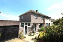 semi detached house to rent in Copse Road, Plymouth...