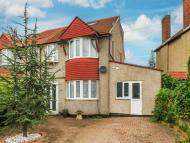 semi detached property in Hillcross Avenue, Morden...