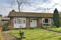 1 bedroom Bungalow in Arnewood Close, Oxshott...
