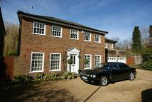 Detached home in Littleheath Lane, Cobham...