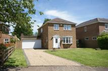 Detached house in Somerville Road, Cobham...