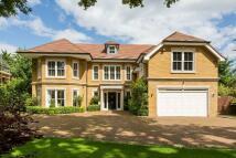 5 bedroom Detached property for sale in FAIRMILE LANE, Cobham...