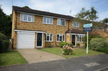 semi detached property in Four Wents, Cobham...