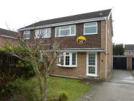 semi detached property in Priory Close, The Danes...