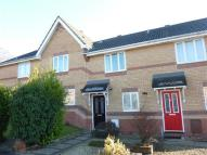 Terraced house in Garvey Close, Thornwell...