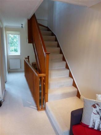 FIRST FLOOR STAIRS