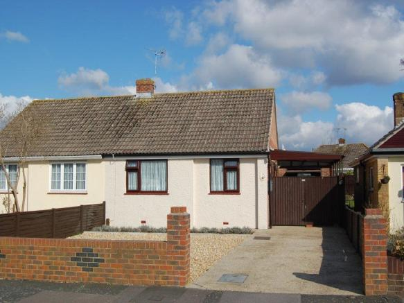 2 Bedroom Semi Detached Bungalow For Sale In With Carport