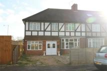 semi detached property for sale in Hillingdon...
