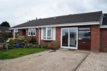 2 bedroom Terraced Bungalow in The Cullerns, Highworth...