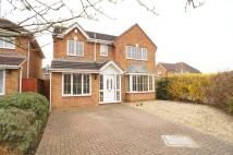 4 bedroom Detached house in Marine Close, Wroughton...