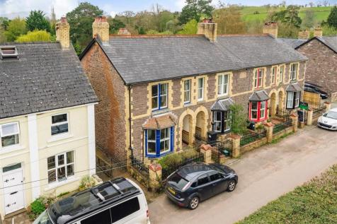 Talyllyn, Brecon, Mid Wales - End of Terrace / 3 bedroom end of terrace house for sale / £235,000