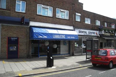Commercial Properties To Let In Wembley Park Flats