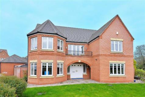 5 Bedroom Houses For Sale in Lichfield, Staffordshire - Rightmove