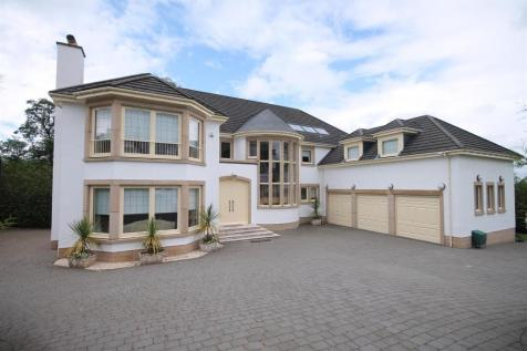 5 bedroom houses for sale in south lanarkshire rightmove for Show house for sale