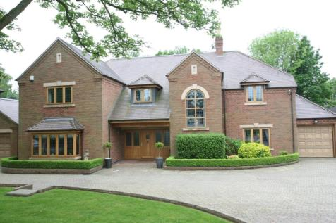 4 Bedroom Houses For Sale In Staffordshire Rightmove