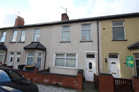 Walsall Street, NEWPORT, NP19 0FF, South Wales - Terraced / 3 bedroom terraced house for sale / £80,000