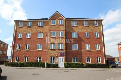 Cwrt Coles, Pengam Green, CF24 2RY, South Wales - Flat / 2 bedroom flat for sale / £120,000