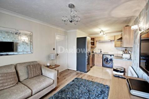 Cwrt Boston, Pengam Green, Cardiff, CF24 2SF, South Wales - Flat / 2 bedroom flat for sale / £112,950