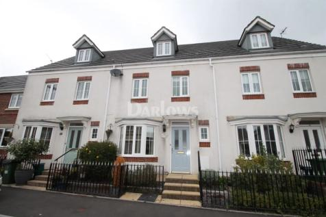 Maes Yr Egwlys, Church Village, CF38 1EJ, South Wales - Town House / 4 bedroom town house for sale / £195,000