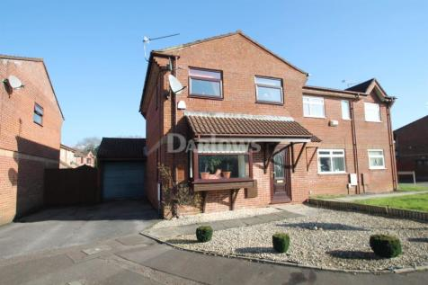 Oakmeadow Drive, St Mellons, Cardiff, CF3 0EN, South Wales - Semi-Detached / 3 bedroom semi-detached house for sale / £165,000
