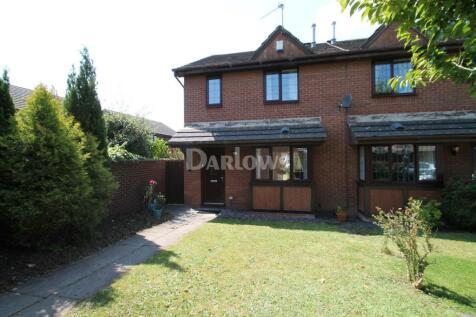 Mallards Reach, Marshfield, Cardiff, CF3 2PR, South Wales - Semi-Detached / 3 bedroom semi-detached house for sale / £215,000