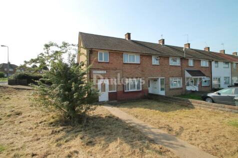 Burnham Avenue, Llanrumney, Cardiff, CF3 5QR, South Wales - End of Terrace / 3 bedroom end of terrace house for sale / £115,000