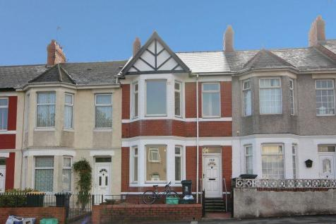 Caerleon Road, Newport, NP19 7HE, South Wales - Terraced / 3 bedroom terraced house for sale / £124,650