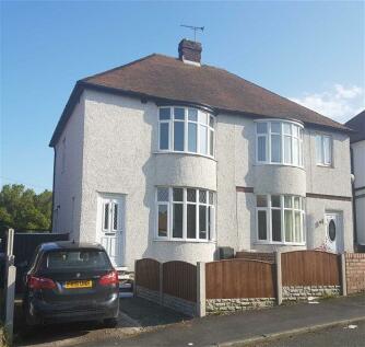 Queens Avenue, Flint, Flintshire, CH6, North Wales - Semi-Detached / 2 bedroom semi-detached house for sale / £109,950