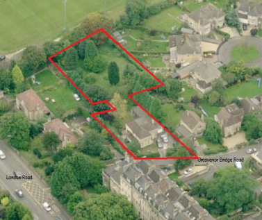 Land for sale in somerset rightmove Taunton swimming pool station road