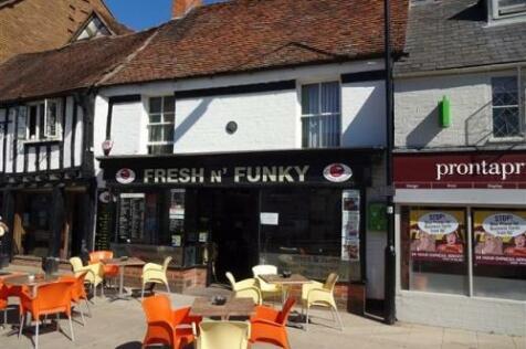 Retail Property For Sale Stratford Upon Avon