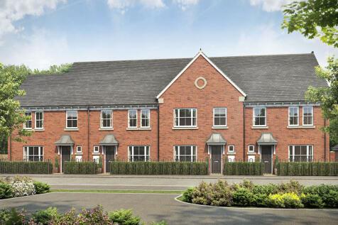 Terraced Houses For Sale In Buckshaw Village
