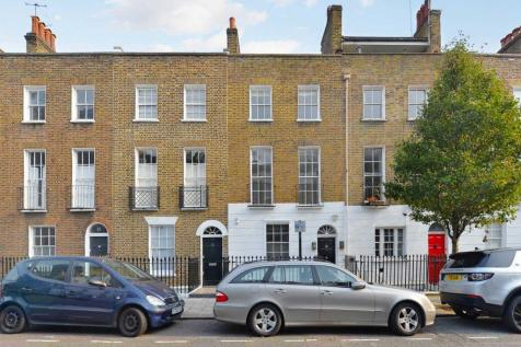 Molyneux Street, Marylebone W1, W1H 5HW, London - House / 3 bedroom house for sale / £2,350,000