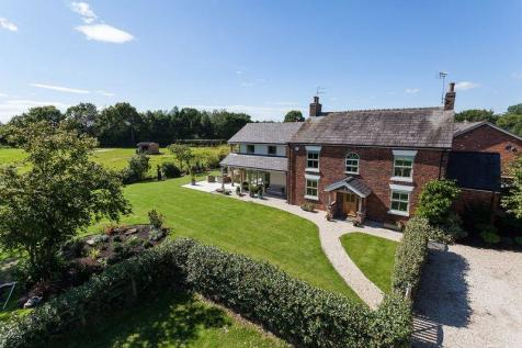 4 Bedroom Houses For Sale In Sandbach Cheshire