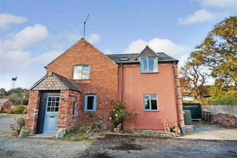 Llandrinio, Llanymynech, SY22 6SQ, Mid Wales - Detached / 3 bedroom detached house for sale / £155,000
