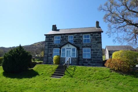 Llwyn Y Gwaew, Llanbedr-Y-Cennin, Conwy, LL32 8UT, North Wales - Detached / 3 bedroom detached house for sale / £375,000