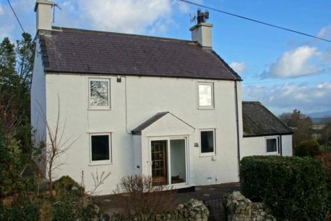 Trefdraeth, Bodorgan, Anglesey, LL62 5EU, North Wales - Detached / 3 bedroom detached house for sale / £235,000