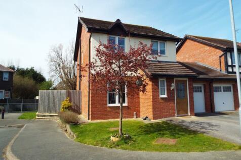 Llys Vyrnwy, Kinmel Bay, Rhyl, Conwy, LL18 5FZ, North Wales - Detached / 3 bedroom detached house for sale / £145,000