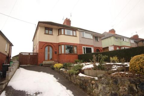 Hendy Road, Mold, Flintshire, North Wales - Semi-Detached / 3 bedroom semi-detached house for sale / £189,950