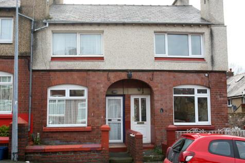 Treflan, Bangor, North Wales - Terraced / 2 bedroom terraced house for sale / £100,000