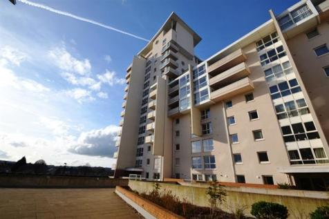 Marseille House, Cardiff Bay, CF10 5NY, South Wales - Flat / 1 bedroom flat for sale / £93,500