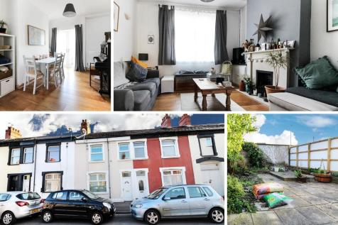 Kent Street, Grangetown, South Wales - Terraced / 3 bedroom terraced house for sale / £179,950