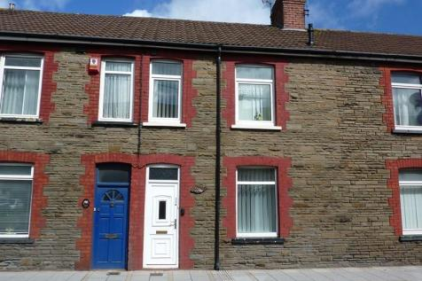 Nantgarw Road, Caerphilly, CF83 1AQ, South Wales - Terraced / 3 bedroom terraced house for sale / £122,500