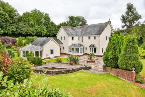 Hendrew Lane, Llandevaud, Monmouthshire, NP18, South Wales - Detached / 5 bedroom detached house for sale / £995,000