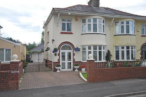 Hove Avenue, Newport, South Wales NP19 7QP - Semi-Detached / 3 bedroom semi-detached house for sale / £199,950