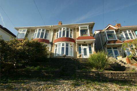 Lon Gwynfryn, Sketty, SWANSEA, SA2 0TZ, South Wales - Semi-Detached / 4 bedroom semi-detached house for sale / £210,000
