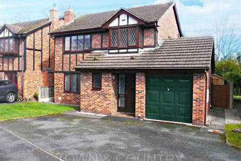Trum Yr Hydref, Northop Hall, Mold, Flintshire, CH7 6GD, North Wales - Detached / 4 bedroom detached house for sale / £229,950