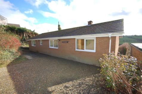 Capel Dewi, Aberystwyth, Mid Wales - Detached Bungalow / 3 bedroom detached bungalow for sale / £179,000
