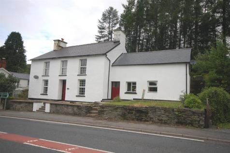 Ponterwyd, Mid Wales - Detached / 4 bedroom detached house for sale / £159,000