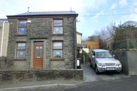 75 Alltwen Hill, Alltwen, Pontardawe. SA8 3BP, South Wales - Semi-Detached / 3 bedroom semi-detached house for sale / £189,000